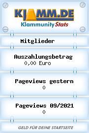 Klamm.de - Die beste bezahlte Startseite im Internet!